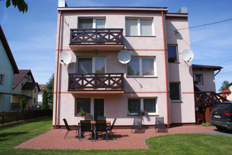 Apartament u Tomka