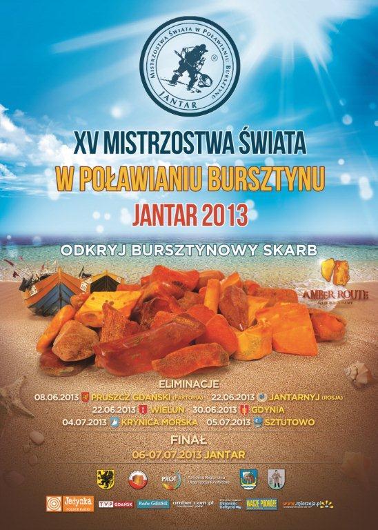 plakat mistrzostw 2013