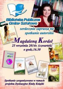 Magdalena Kordel_info