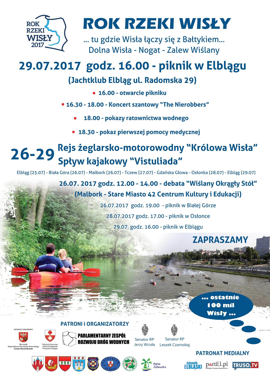 plakat rok wisły elbląg-1